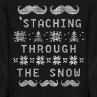Design ~ 'Staching Through The Snow