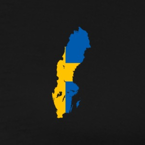 Flag of Sweden - Men's Premium T-Shirt