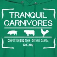 Design ~ Tranquil Carnivores Hoodie