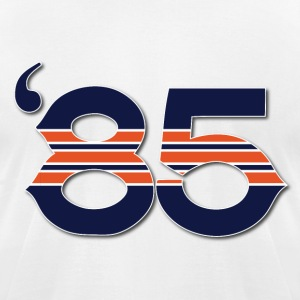 85 Tribute - Men's T-Shirt by American Apparel