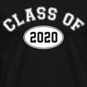 Class Of 2020 T-Shirts - Men's Premium T-Shirt
