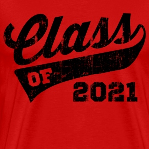 Class Of 2021 T-Shirts - Men's Premium T-Shirt