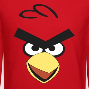 red bird - Crewneck Sweatshirt