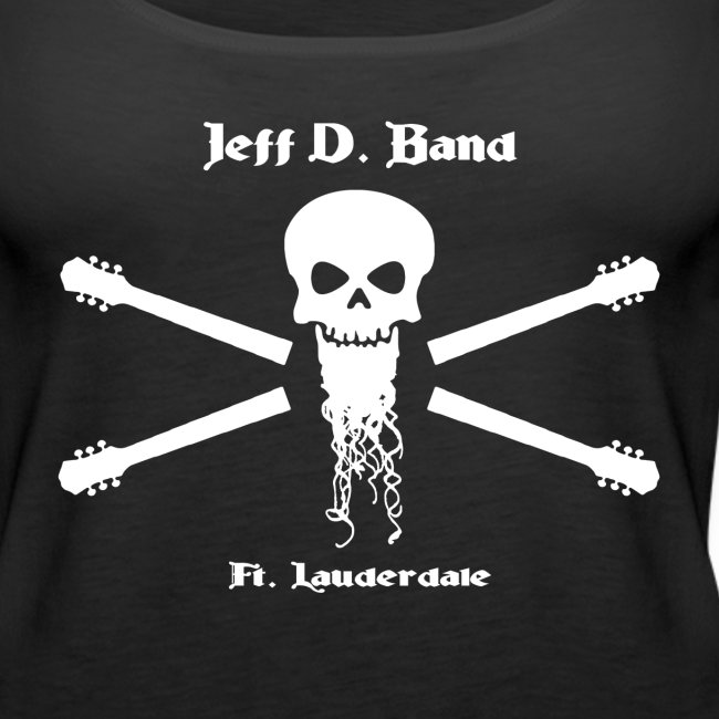 Jeff D. Band Premium Tank Top (w)