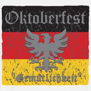 Oktoberfest Eagle - Men's Premium T-Shirt