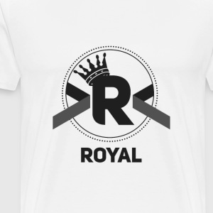 Royal Tee's - Men's Premium T-Shirt