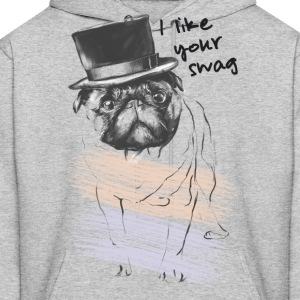 I like your Swag! Hoodies - Men's Hoodie