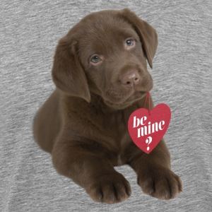Be Mine? Tee T-Shirts - Men's Premium T-Shirt