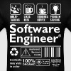 Beer Coffee Problem Solving Software Engineer - Men's T-Shirt