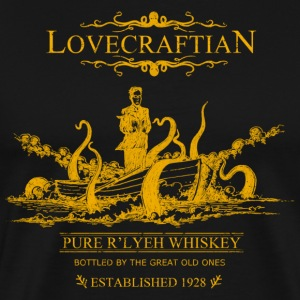 R'lyeh Whiskey T-Shirts - Men's Premium T-Shirt