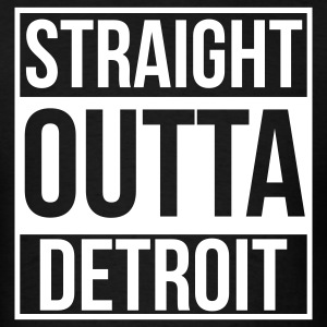 Straight Outta Detroit - Men's T-Shirt