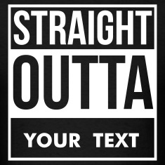 Straight Outta Your Text