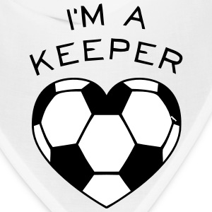 I'M A KEEPER Caps - Bandana