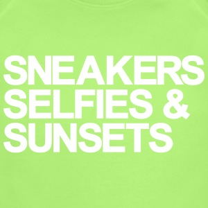 Sneakers Selfies Sunset Baby & Toddler Shirts - Short Sleeve Baby Bodysuit