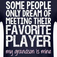 Dream Of Meeting Their Favorite Player My Grandson