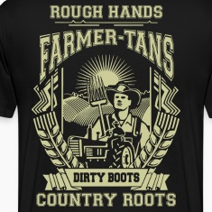 Farmer Dirty boots, i'm a farmer t-shirts