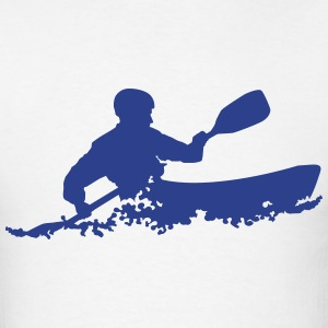 Kayak T-Shirts - Men's T-Shirt