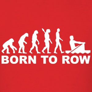 Evolution Rowing T-Shirts - Men's T-Shirt
