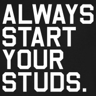 Design ~ Always Start your Studs. (Fantasy Football)