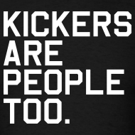 Design ~ Kickers are People too. (Fantasy Football)