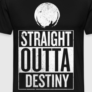 Straight Outta Destiny - Men's Premium T-Shirt