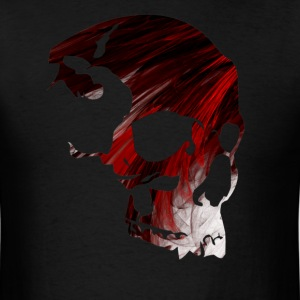 Blood Skull - Men's T-Shirt