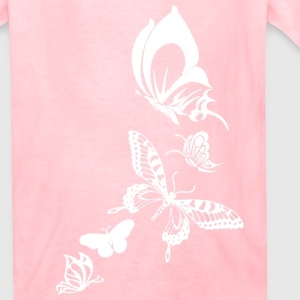 Kids Butterfly South Seas T-Shirt - Kids' T-Shirt