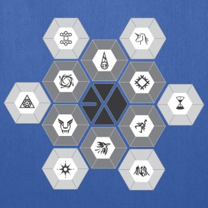 EXO - Hexagons [Tote] - Tote Bag
