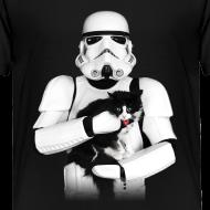 Design ~ Stormtrooper Cat - Toddler