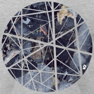 AD Marble Sphere T-Shirts - Men's T-Shirt by American Apparel