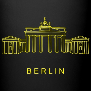 Brandenburg Gate Berlin Mugs & Drinkware - Full Color Mug