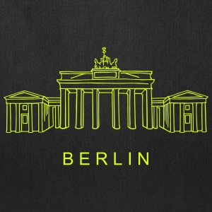Brandenburg Gate Berlin Bags & backpacks - Tote Bag