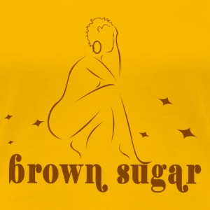 BrownSugar plus tee - Women's Premium T-Shirt