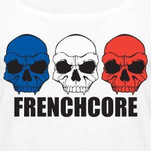 Frenchcore Skulls Tanks - Women's Premium Tank Top