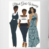 Design ~ Black Girls Are Winning Mug