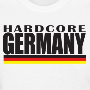 Hardcore Germany Women's T-Shirts - Women's T-Shirt