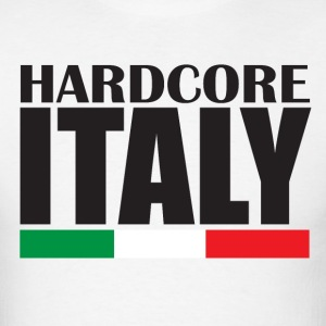 Hardcore Italy T-Shirts - Men's T-Shirt