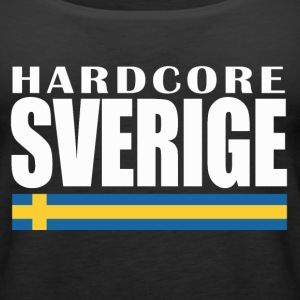 Hardcore Sverige Tanks - Women's Premium Tank Top