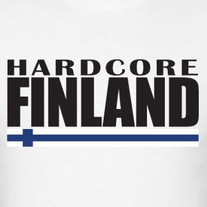 Hardcore Finland T-Shirts - Men's T-Shirt