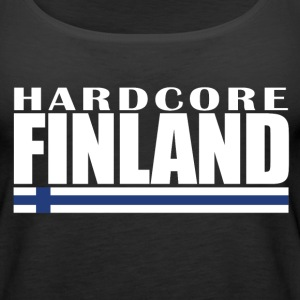 Hardcore Finland Tanks - Women's Premium Tank Top
