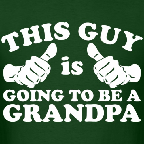 This Guy Is Going to Be Grandpa