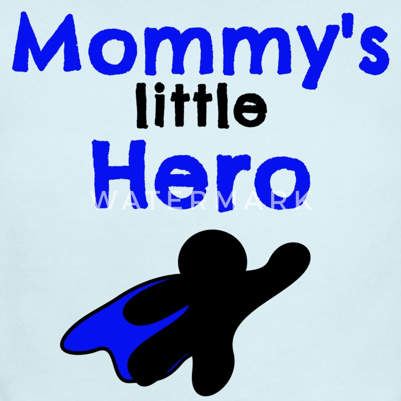 Mommy's little hero Baby & Toddler Shirts - Short Sleeve Baby Bodysuit