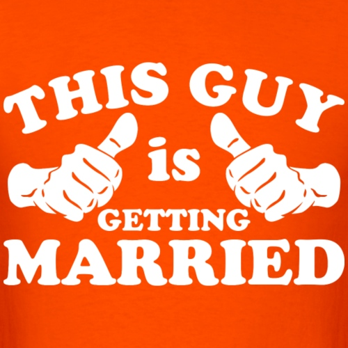 This Guy Is Getting Married