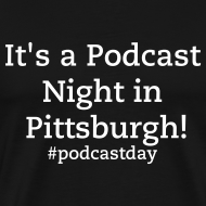 Design ~ It's a Podcast Day in Pittsburgh!