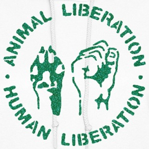 animal rights Hoodies - Women's Hoodie
