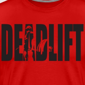 DEADLIFT T-Shirts - Men's Premium T-Shirt