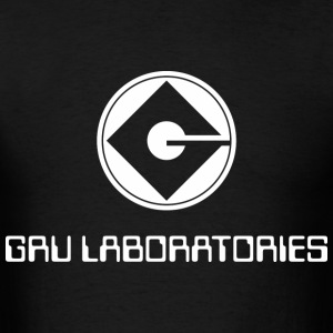 GRU Laboratories - Men's T-Shirt