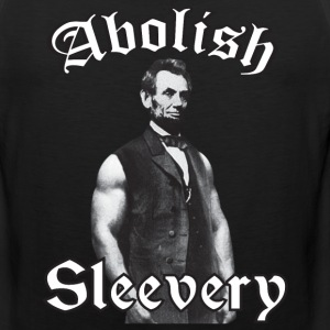 Abolish Sleevery Tank Tops - Men's Premium Tank