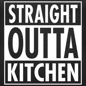 Straight Outta Kitchen Tanks - Women's Premium Tank Top