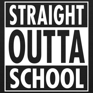Straight Outta School Tank Tops - Men's Premium Tank